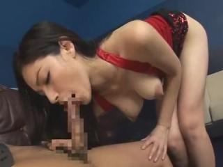 超美人の接吻痴女!肉食系中出しSEX